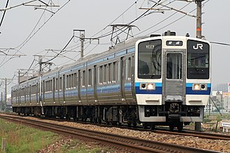 213 series - JR-West 213-0 series
