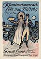 Kunstnerkarneval Fest paa Fladeby Anno 1800.jpg