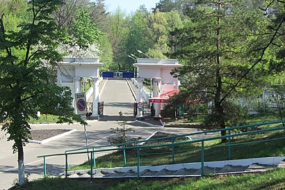 How to get to Пуща Озерна with public transit - About the place