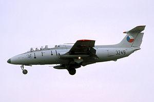 Aero L-29 Delfín - Aero L-29 Delfín