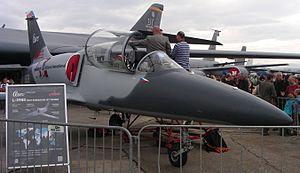 Aero L-39NG - L-39NG technology demonstrator (L-39CW)