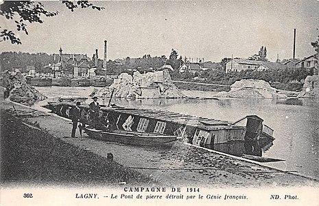 L2014 - Lagny-sur-Marne - Pont de Pierre.jpg