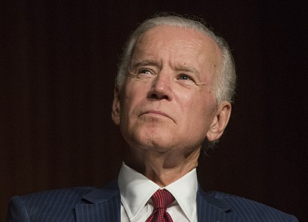 Biden at the LBJ Presidential Library in 2017 LBJ Foundation DIG14140-237 (36777772044).jpg