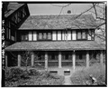 LONG PORCH, SOUTHEAST END - Stan Hywet Hall, 714 North Portage Path, Akron, Summit County, OH HABS OHIO,77-AKRO,5-141.tif