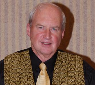 L. E. Modesitt Jr. - Modesitt at CONduit 16 in Salt Lake City, Utah.