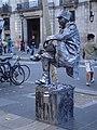 La Rambla -artista di strada 4 - panoramio.jpg