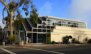 Laguna Art Museum American art museum in California