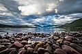 Lake MacDonald....ROCKS (28884892473).jpg