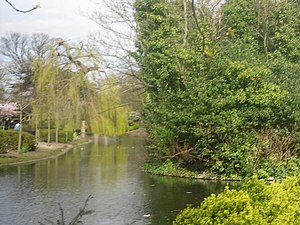 Ravenscourt Park - Lake in Ravenscourt Park
