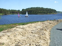 Lakeside Way - Kielder Water - geograph.org.uk - 1363676.jpg