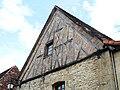 Lalinde maison médiévale pignon.JPG