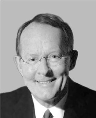 1996 Republican Party presidential primaries - Image: Lamar Alexander black and white photo