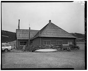 Lamar Buffalo Ranch - Image: Lamar Buffalo Ranch Buildings 01