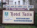 Lamotte-Beuvron hôtel-restaurant Tatin 3.jpg