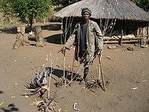 Mozambique-Mozambican Civil War (1977–1992)-Land mine victim 2 (4364914733)