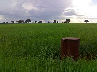 La Alcarria - Landscape in La Alcarria