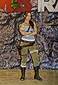 Lara Croft at Igromir 2011 (6220123442).jpg
