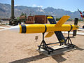 Lark surface-to-air missile on display at White Sands.jpg