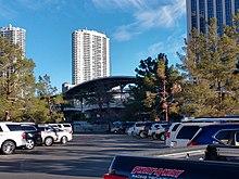 Las Vegas Monorail - Westgate Station.jpg