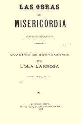 Lola Larrosa de Ansaldo: Q28044129