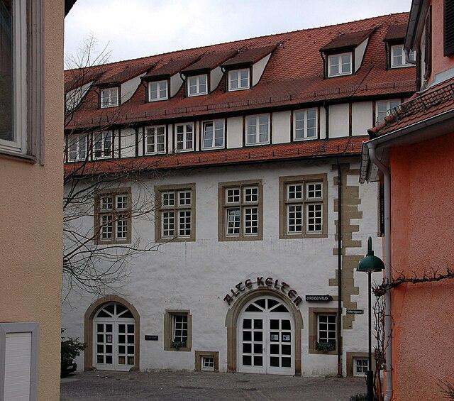 Alte Kelter (Lauffen am Neckar)