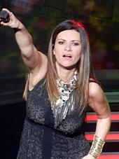 Laura pausini nationality