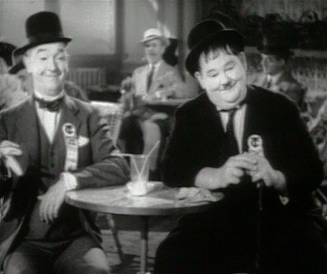 Laurel & Hardy in Flying Deuces 1 edited