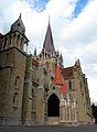 Lausanne, Cathédrale Notre-Dame, vue côté MUDAC.jpg