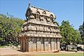 Le Ratha de Ganesha (Mahabalipuram, Mamallapuram Inde).jpg