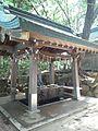 Le Temple Shintô Yaotomi-jinja - Le temizuya.jpg