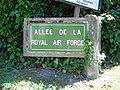 Le Touquet-Paris-Plage (Allée de la Royal Air Force).JPG