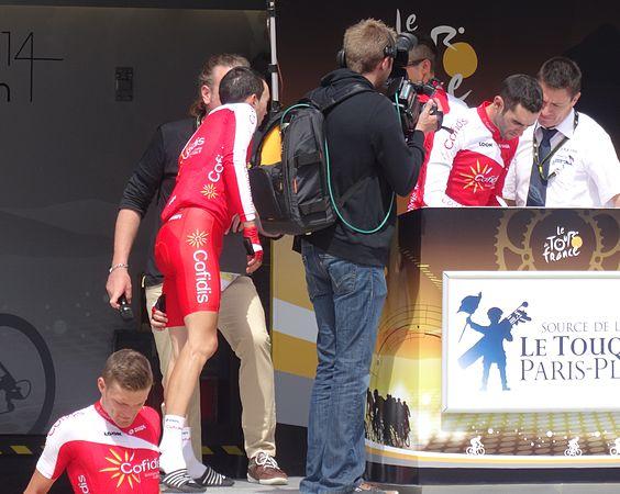Le Touquet-Paris-Plage - Tour de France, étape 4, 8 juillet 2014, départ (B025).JPG