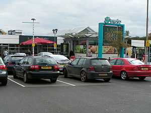 Leigh Delamere services - The eastbound services