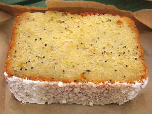 Lemon Poppy Seed Tea Cake from Tartine.