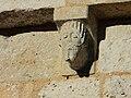 Lempzours église modillon sud (5).JPG