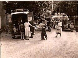 Les Bégües en 1955.jpg