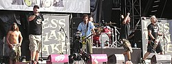 A Less Than Jake 2006-ban