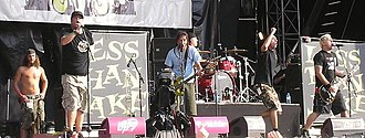 Less Than Jake - Less Than Jake performing in August 2006