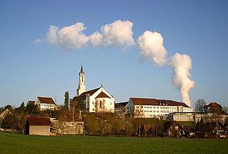 Leuggern - Leuggern village