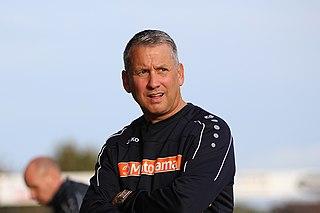 Liam Watson (footballer) English footballer and manager