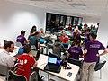 LibreOffice conference 2019, Hackfest.jpg