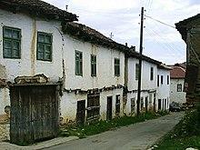 Photographie d'une rue de Nejilovo