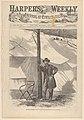 Lieutenant General Grant at his Headquarters -Photographed by Brady- (from Harper's Weekly) MET DP831346.jpg