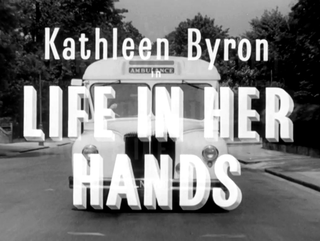 <i>Life in Her Hands</i> 1951 film by Philip Leacock