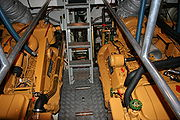 Twin Caterpillar engines powering Clogher Head lifeboat (Ireland)