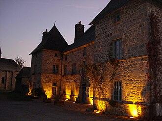 Liginiac - Image: Liginiac Mairie
