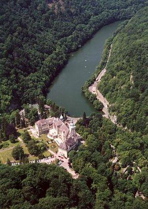 Image:Lillafüred - Palace