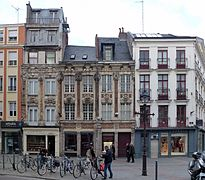 Rue esquermoise wikip dia - Magasin meuble lille rue esquermoise ...