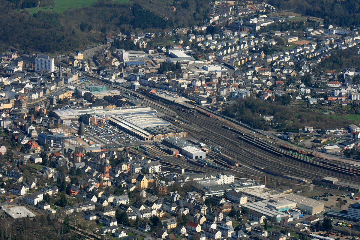 Bahnhof Limburg (Lahn) – Wikipedia