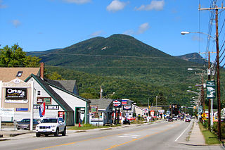 Lincoln, New Hampshire Town in New Hampshire, United States